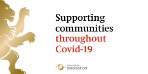 Supporting communities throughout Covid-19
