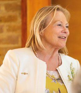 Dr Ann Limb CBE DL