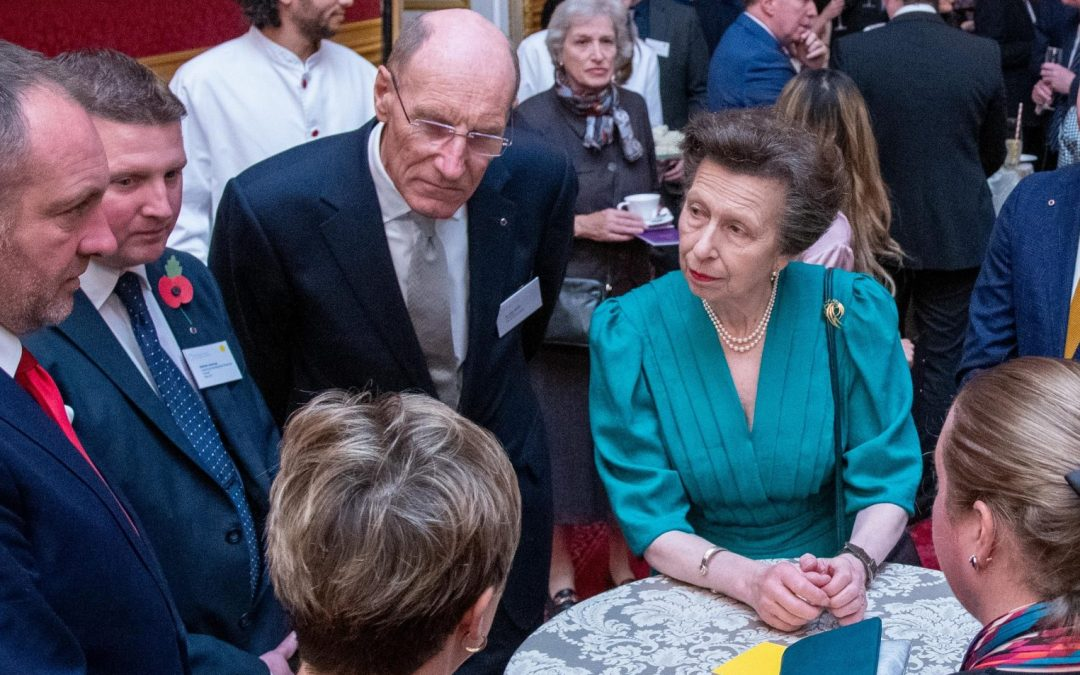 United by purpose – a letter to Princess Royal Training Awards applicants from Princess Anne