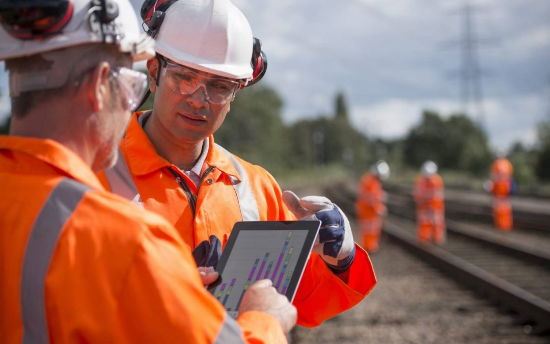 Free training for a job on the railways for local unemployed people
