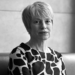 Sharon Allen OBE FCGI