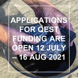 QEST funding open
