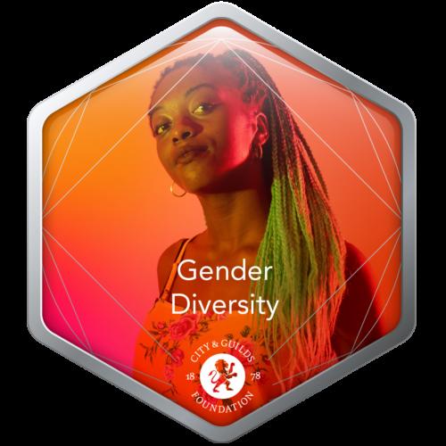 Gender diversity digital credential