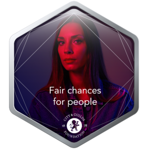 Digital Credential: Fair chances for people